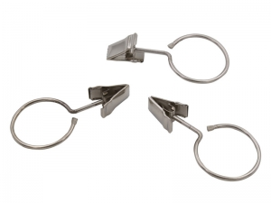 Metal Curtain Clips